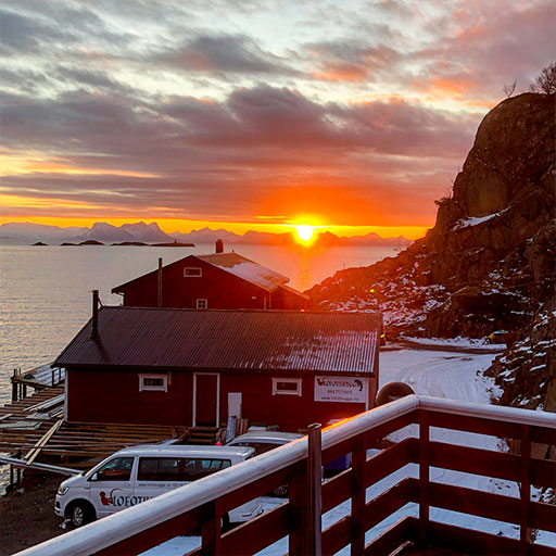 Book din fantastiske Lofoten-ferie her